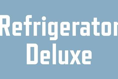 Refrigerator Deluxe