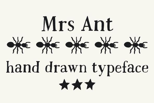 Mrs Ant