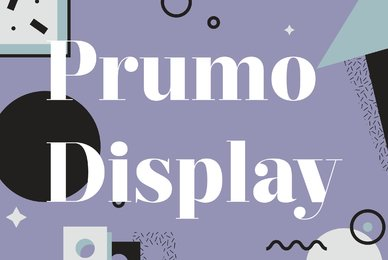 Prumo Display