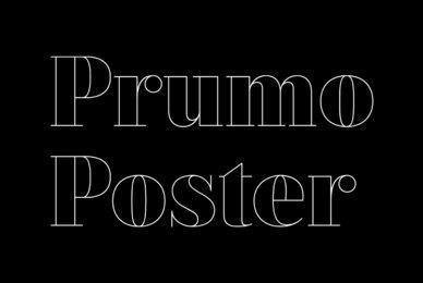Prumo Poster