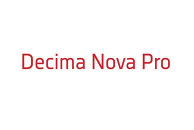 Decima Nova Pro