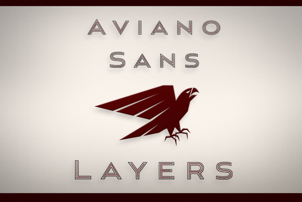 Aviano Sans Layers