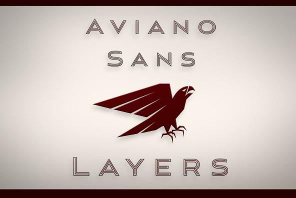 Aviano Sans Layers