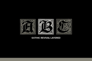 Gothic Revival Layered