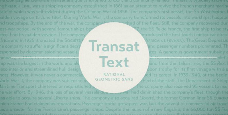 Transat Text
