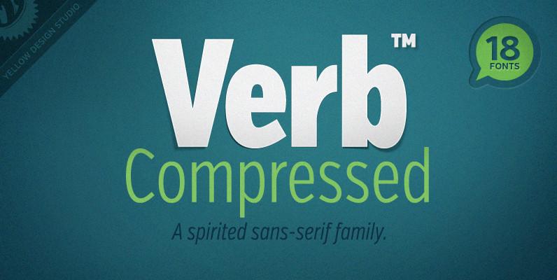Verb Compressed