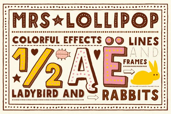 Mrs Lollipop