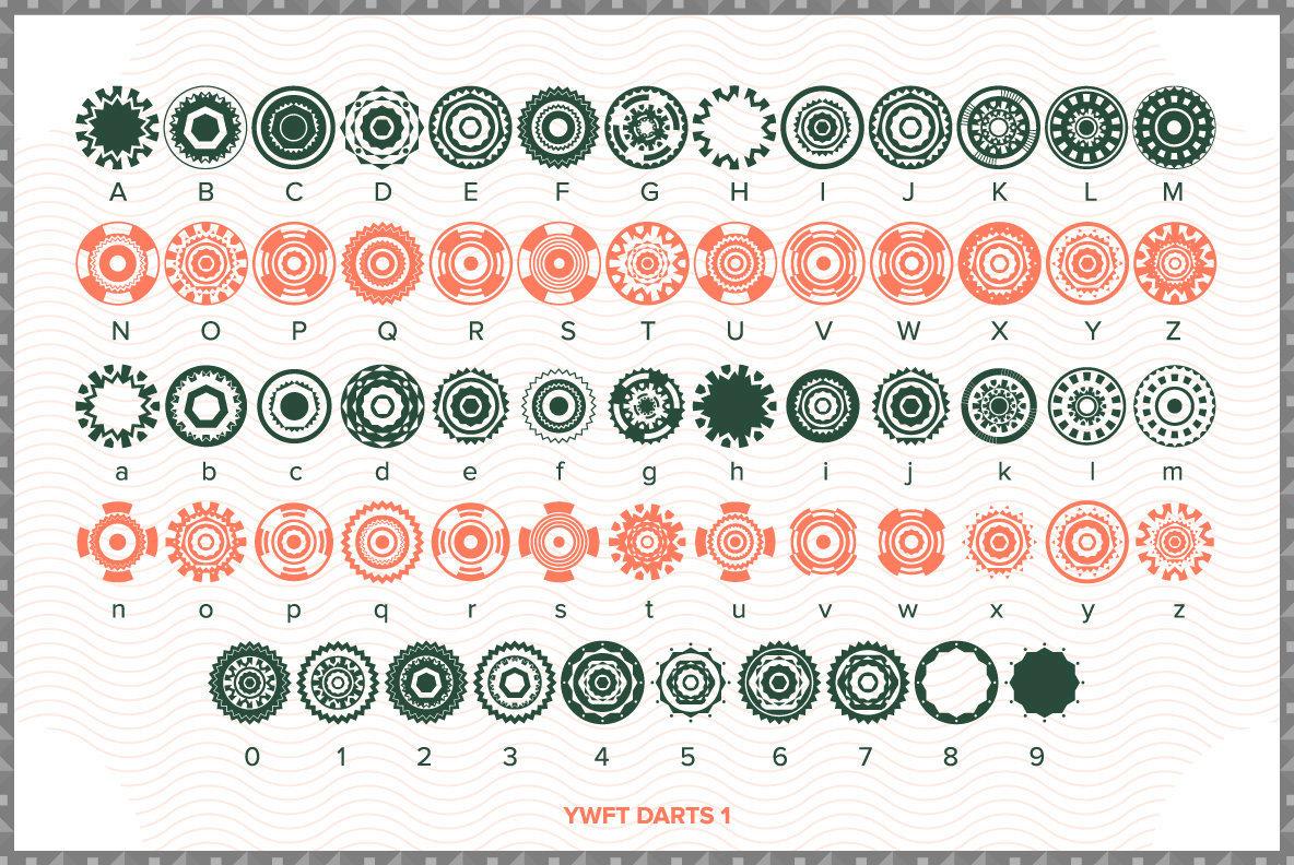 YWFT Darts