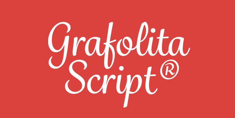 Grafolita Script