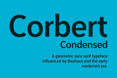Corbert Condensed