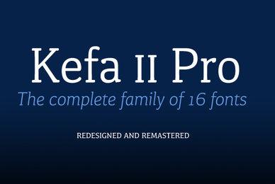 Kefa II Pro