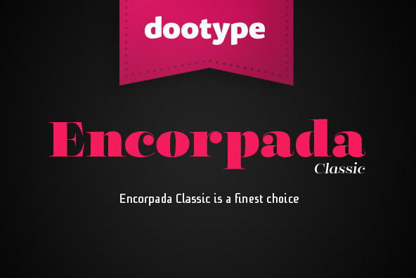 Encorpada Classic