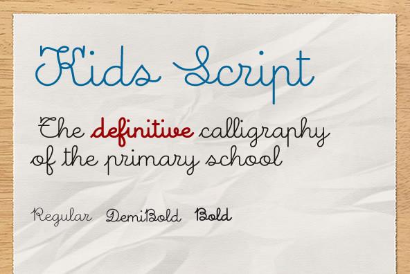 Kids Script