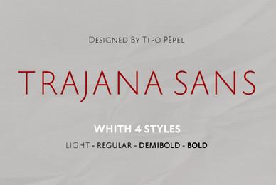 Trajana Sans