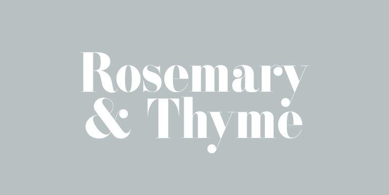 ATC Rosemary