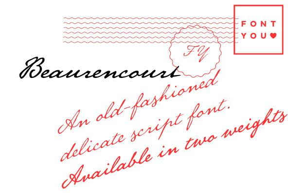 Beaurencourt FY