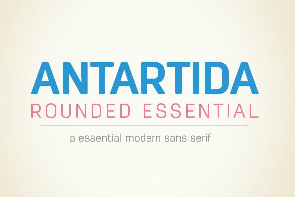 Antartida Rounded Essential