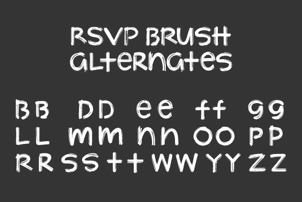 RSVP Brush