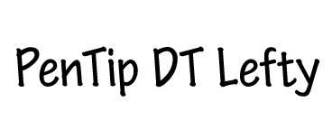 Pen Tip DT Lefty