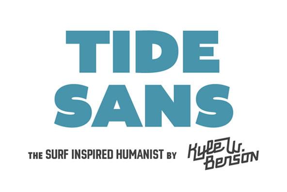 Tide Sans