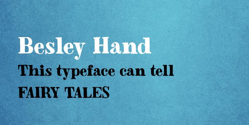 Besley Hand