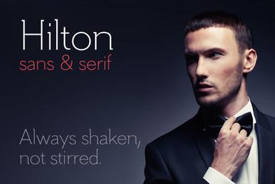 Hilton Serif