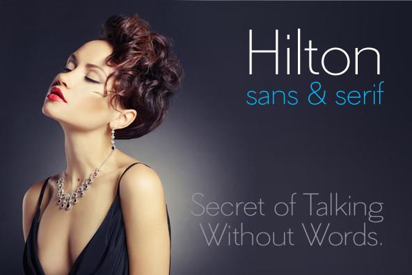 Hilton Sans