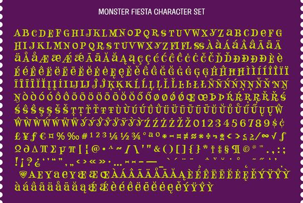 Monster Fiesta
