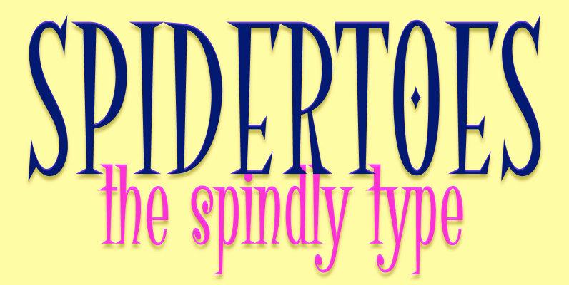 Spidertoes