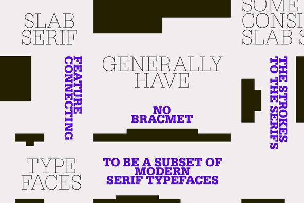 URW Slab Serif Collection