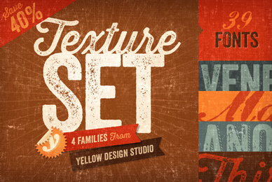 Texture Set by Yellow Design Studio