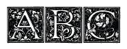 Cloister Initials