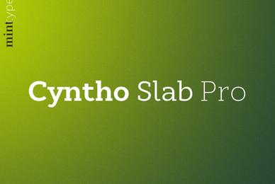 Cyntho Slab Pro