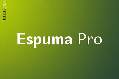 Espuma Pro