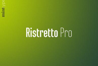 Ristretto Pro