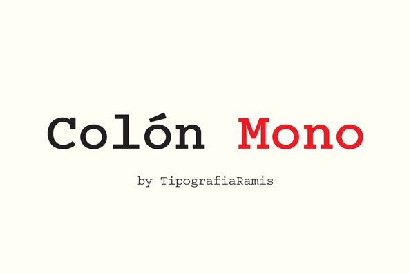 Colon Mono