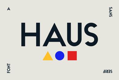 HAUS Sans