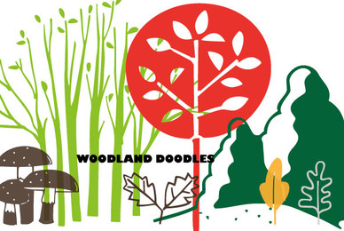 Woodland Doodles