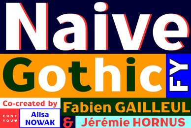 Naive Gothic FY