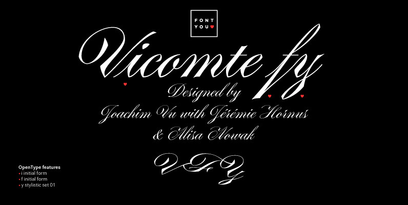 Vicomte FY
