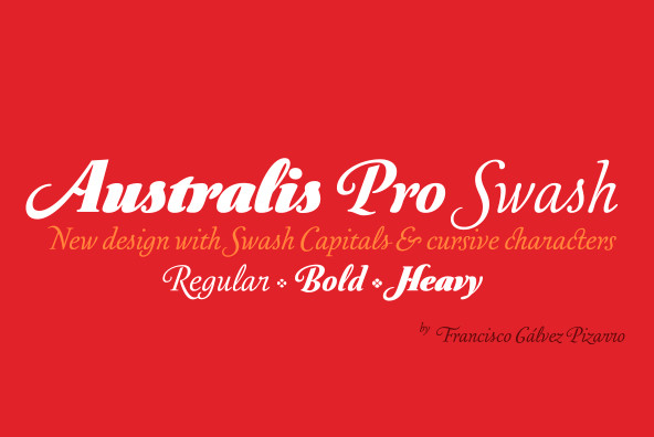 Australis Pro Swash
