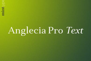 Anglecia Pro Text