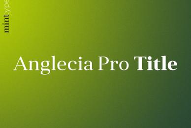 Anglecia Pro Title