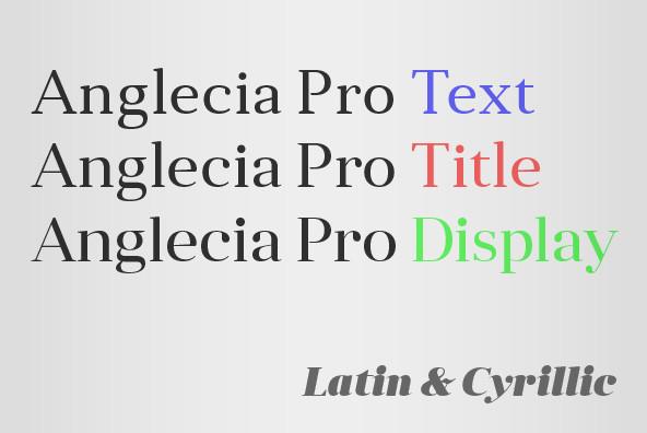 Anglecia Pro Display