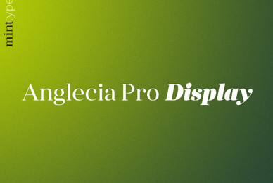 Anglecia Pro Display