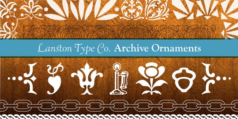 LTC Archive Ornaments