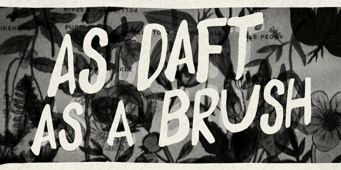 Daft Brush
