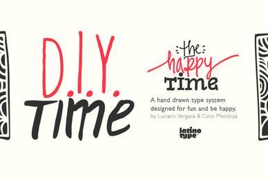 D I Y  Time