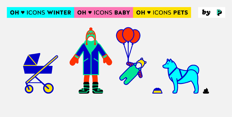 Oh Icons