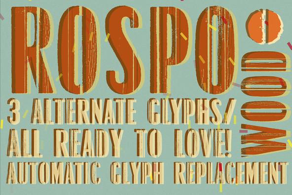 Rospo Wood